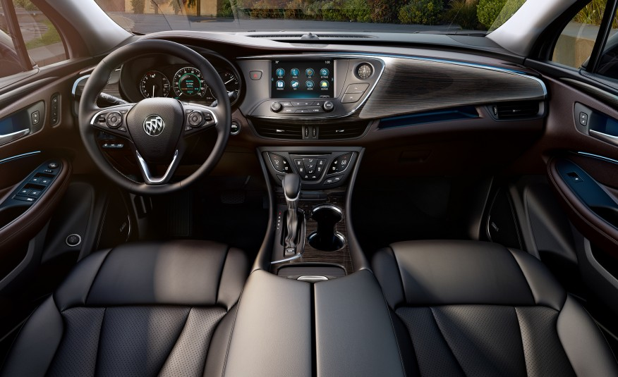 Buick Envision 2016