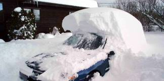 Car Tire Lose Air During Winter Time