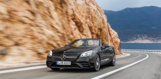 Mercedes AMG SLC43 2017