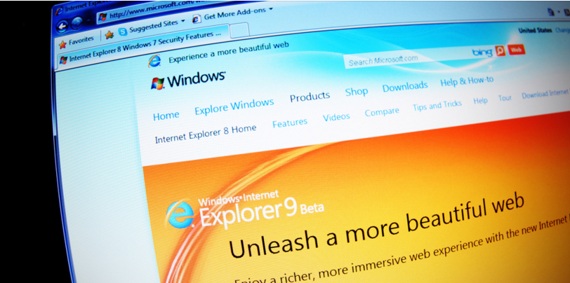 Say Goodbye to IE 8, 9 and 10