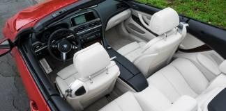 BMW 640i Convertible 2016
