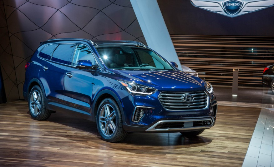 hyundai santa fe 2017 now offering lots of choices all in all news. Black Bedroom Furniture Sets. Home Design Ideas