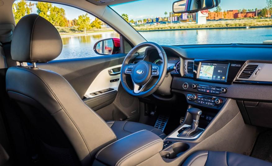 Kia Niro Hybrid 2017