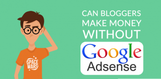 Monetize Your Sites without Using AdSense