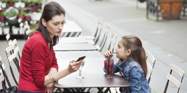 Parents Paying More Attention to Phones Hurt their Babies