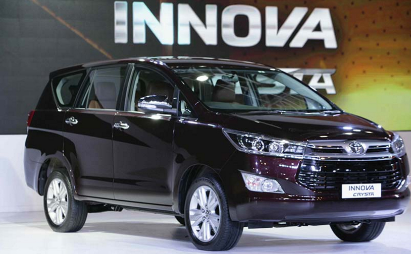 Toyota Innova Crysta Expected To Arrive By Mid 2016