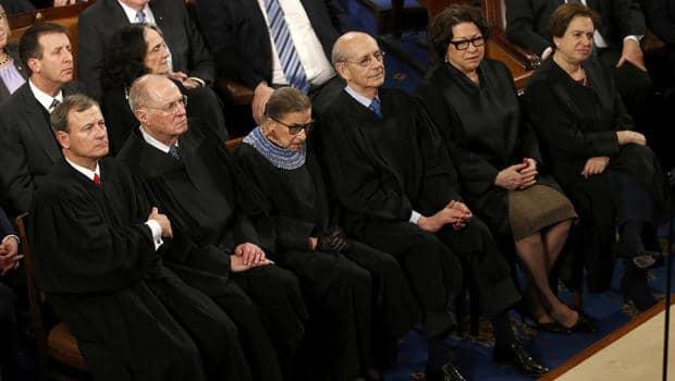 U.S. Supreme Court Nominees