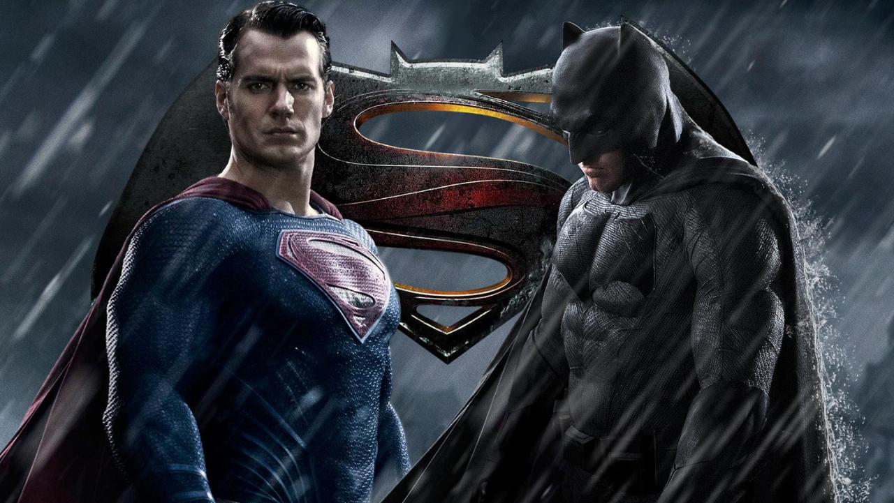 Batman v Superman: Whose side are you in