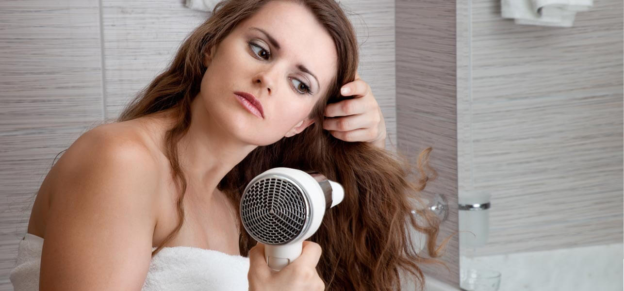 Blow Drying Mistakes that People Usually Commit