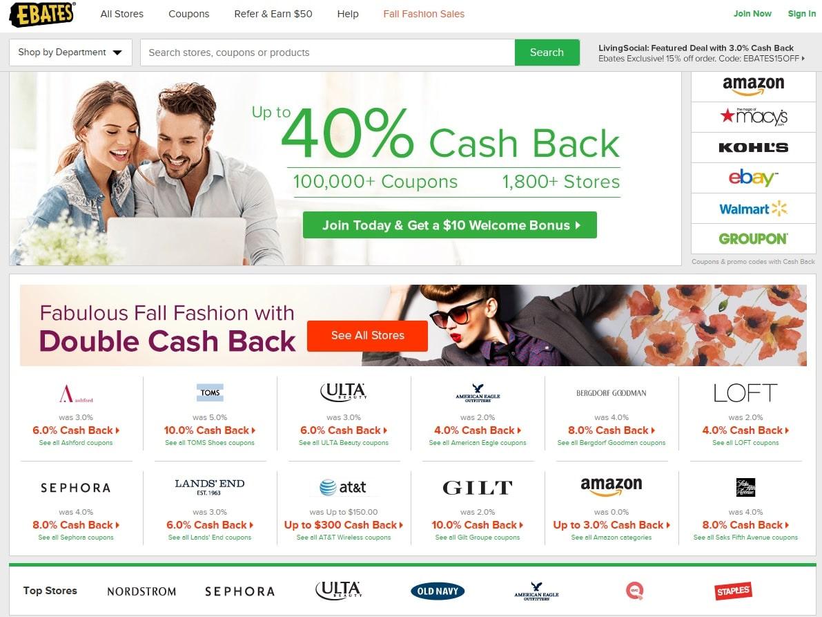 Cash Back Websites the Smart Way