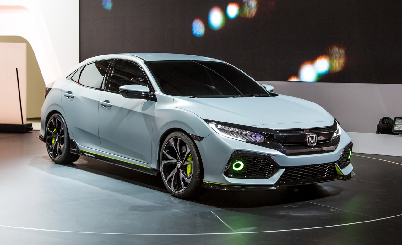 Honda Civic Hatchback 2017: The 10th-Generation Civic is now Coming to U.S. - All in All News