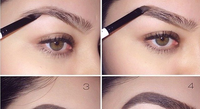 How to Perfectly Shape Your Eyebrows