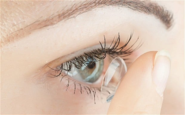 Infections We Can Get from Improper Use of Contact Lenses