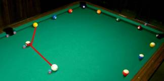 Master Controlling the Cue Ball