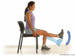 Quadriceps - Strengthening Exercises