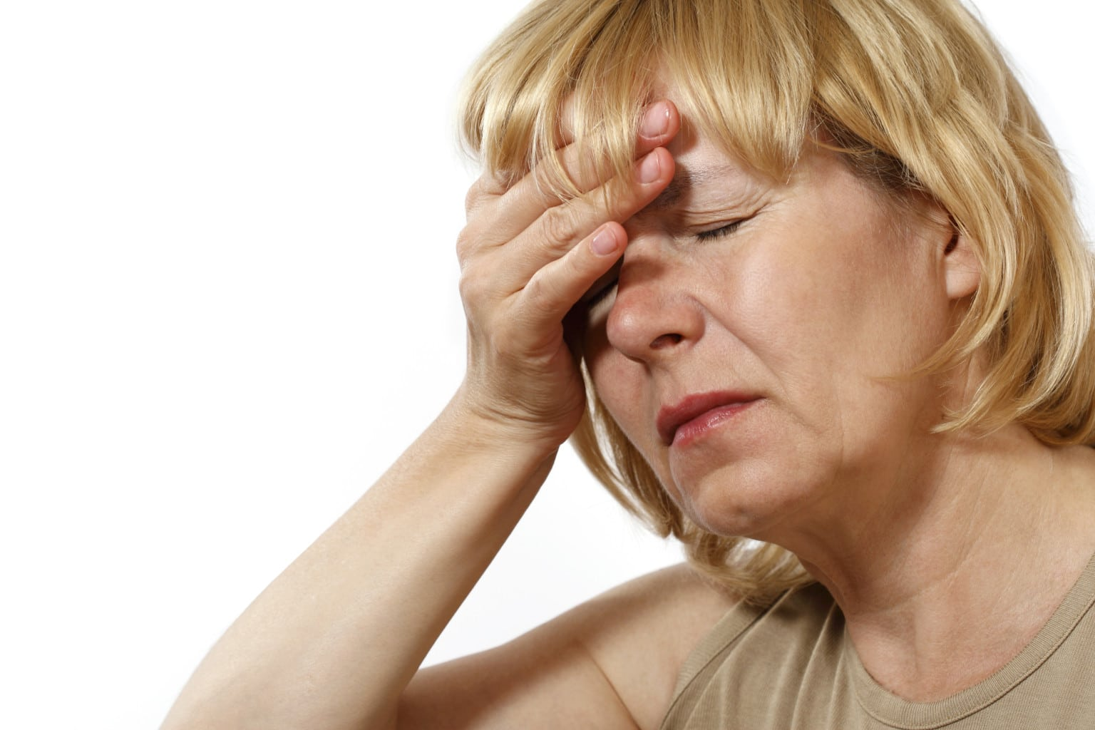 Serious Symptoms Women Encounter During Their Menopause