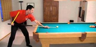 Shoot Pool Accurately and in the Proper Way