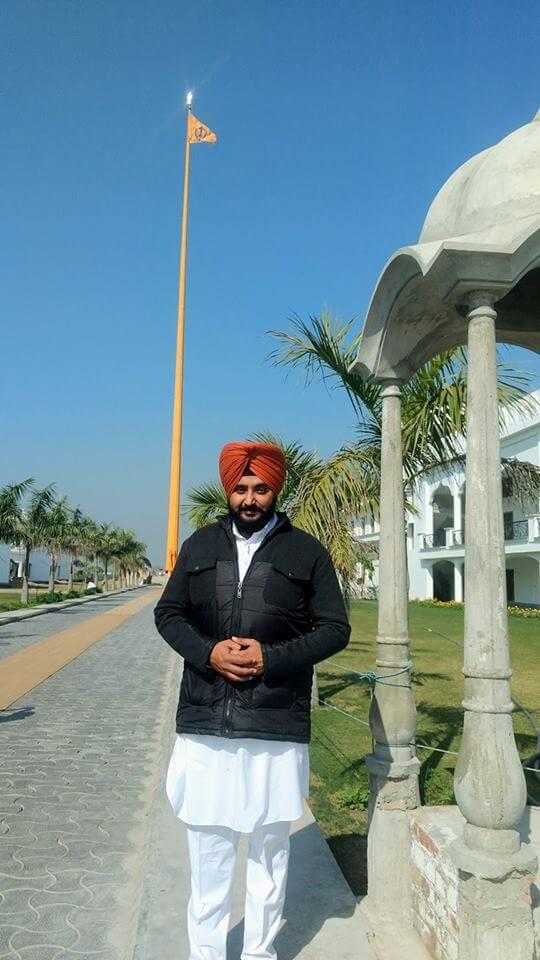 Tallest Nishan Sahib Darbar Sri Guru Granth Sahib Ji Bulandpuri Sahib