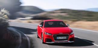 Audi TT RS 2018