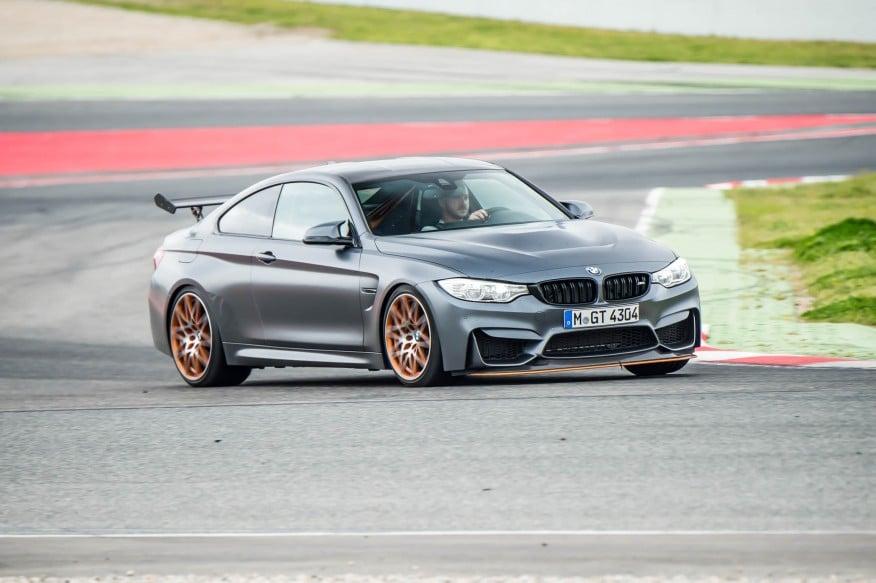 BMW M4 GTS 2016