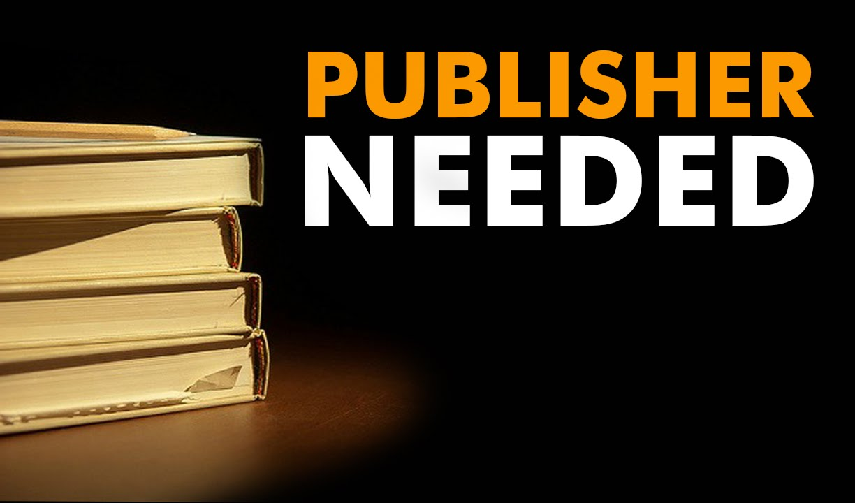Get your Book Published by One of the Big Five Publishers