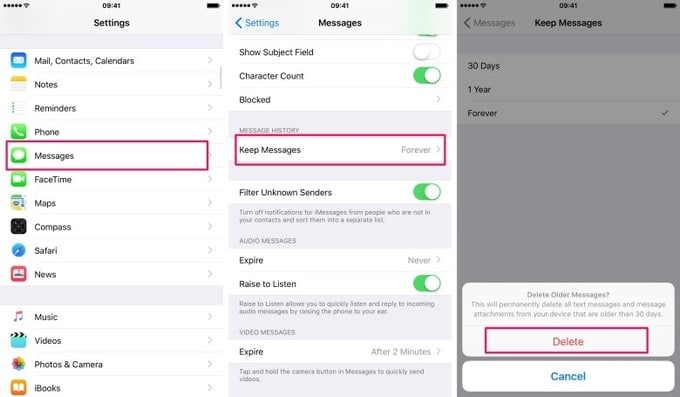 How to Save Your iPhone or iPad Storage by Automatically Deleting Old Messages