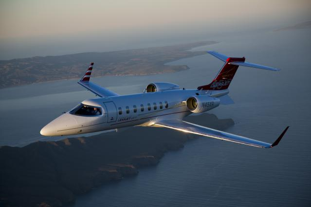 Learjet 45 and 75