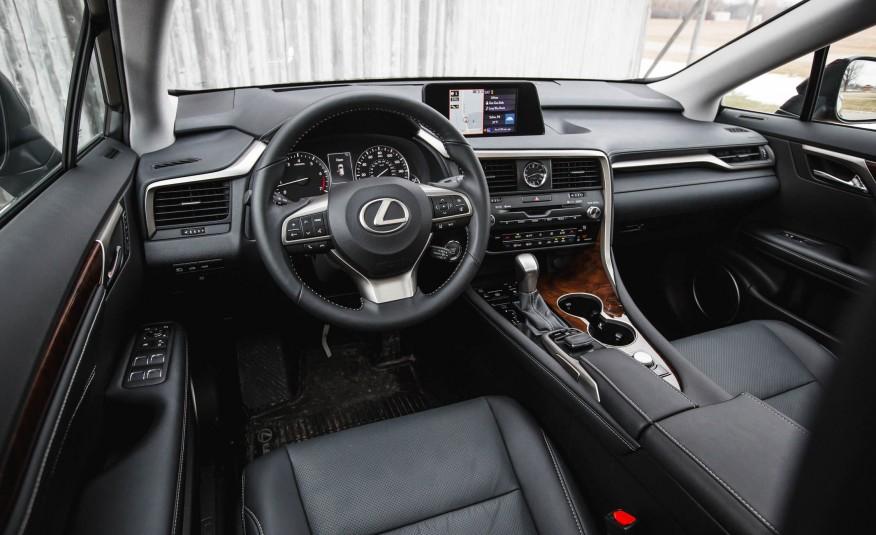 Lexus RX350 AWD 2016