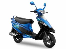 TVS Scooty Pep Plus 2016