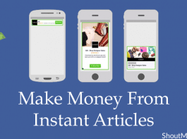 Add Some Advertisements in Your Own Facebook Instant Articles