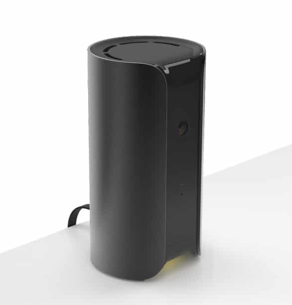 Canary: Your All-In-One Security Device