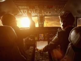 What Happens When the Captain Dies During the Flight?