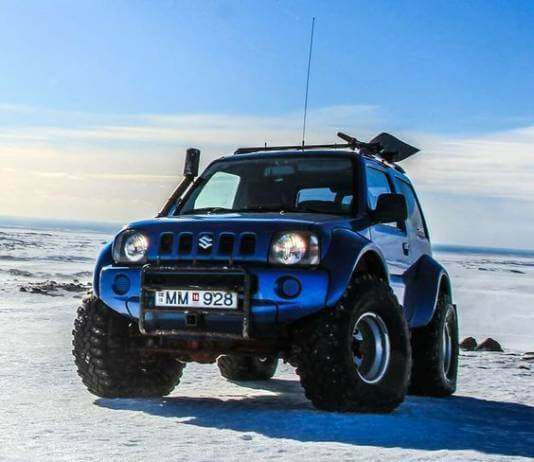 4th Generation Suzuki Jimny