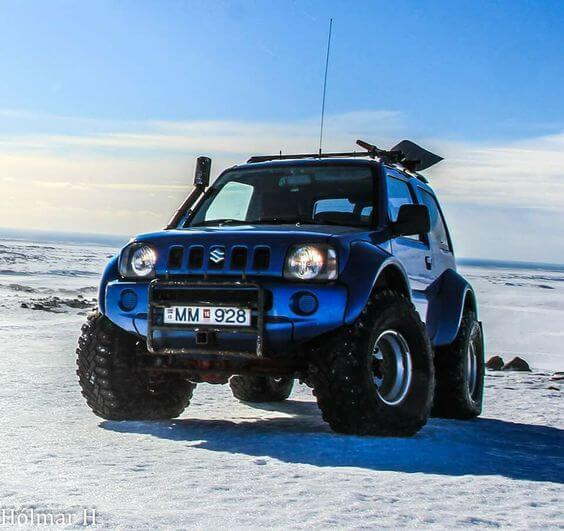4th Generation Suzuki Jimny Expected To Be Manufactured In India