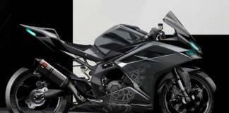 Honda CBR250RR 2017