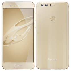 Huawei Honor 8 Unveiled during a recent Event in China