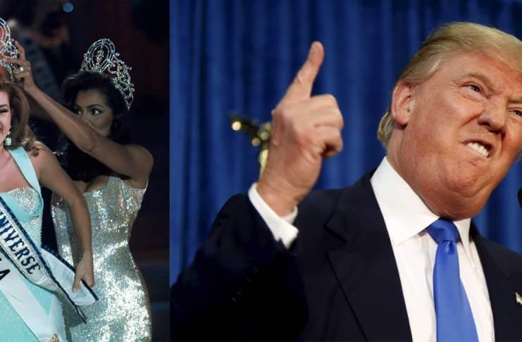 Alicia Machado Donald Trump