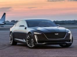 Cadillac Finally Releases their Newest Escala Car Concept