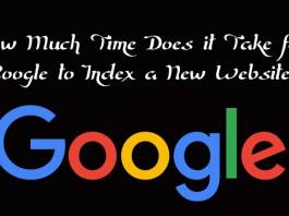 How Much Time Does it Take for Google to Index a New Website