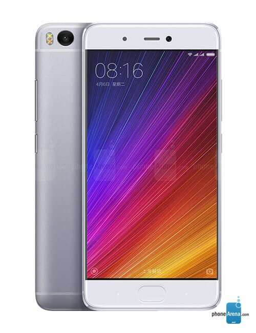 Xiaomi Mi 5s and 5s Plus Offers a Lot of Internal Storage ...
