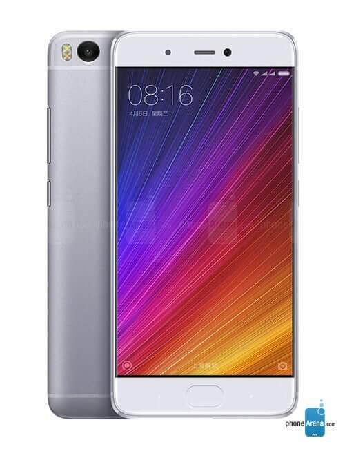 Xiaomi Mi 5s and 5s Plus
